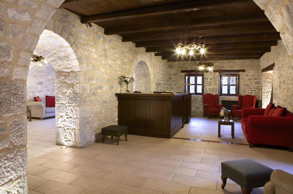 페트라 카이 포스 부티크 호텔 & 스파(Petra Kai Fos Boutique Hotel & Spa) Hotel Image 53 - Hotel Interior