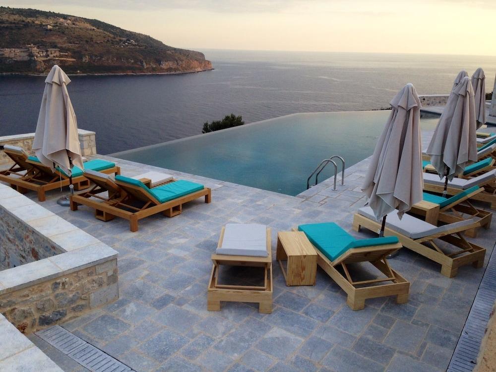 페트라 카이 포스 부티크 호텔 & 스파(Petra Kai Fos Boutique Hotel & Spa) Hotel Image 27 - Outdoor Pool