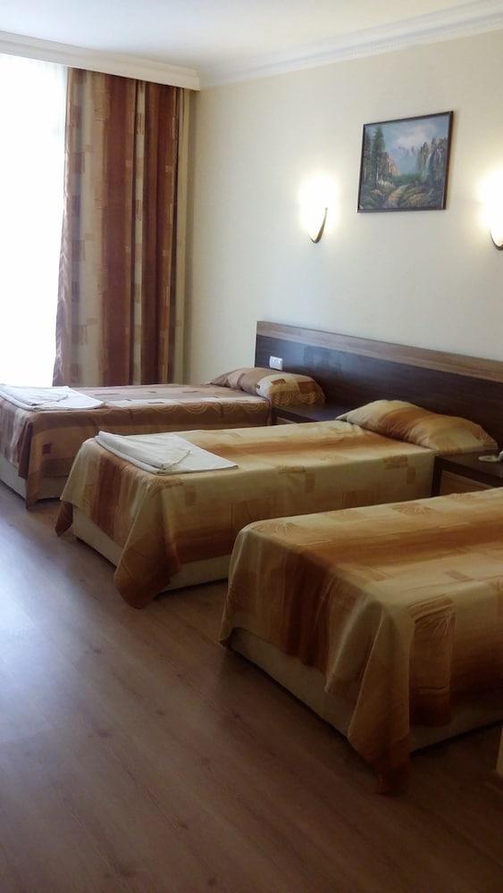 호텔 프리메라(Hotel Primera) Hotel Image 6 - Guestroom
