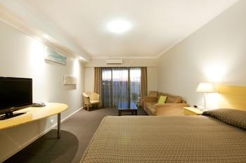 犬岩汽車旅館