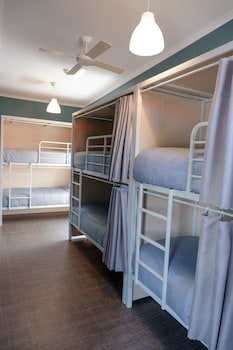 Shared Dormitory, Women only (Four Bed)