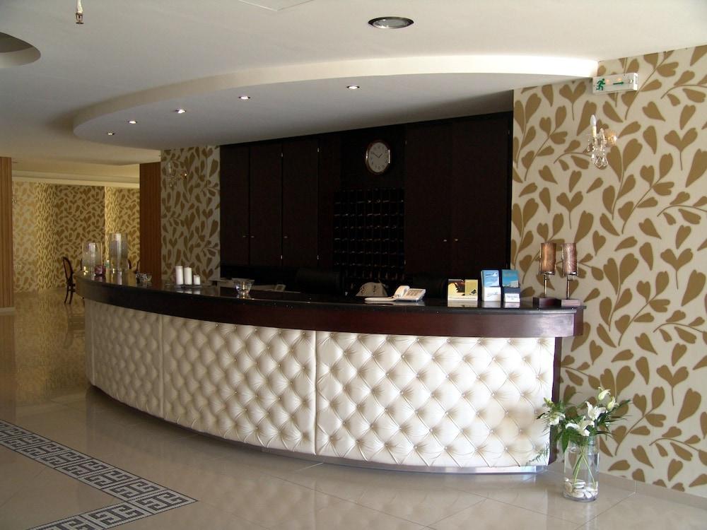 호텔 메로페(Hotel Merope) Hotel Image 6 - Reception