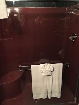 Econo Lodge Inn & Suites - Bathroom Shower  - #0