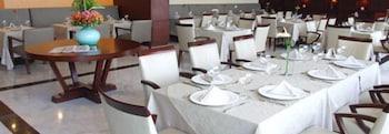 유로빌딩 호텔 플라자 과야나(Eurobuilding Hotel Plaza Guayana) Hotel Image 13 - Restaurant