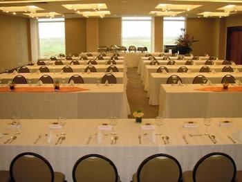 유로빌딩 호텔 플라자 과야나(Eurobuilding Hotel Plaza Guayana) Hotel Image 1 - Meeting Facility