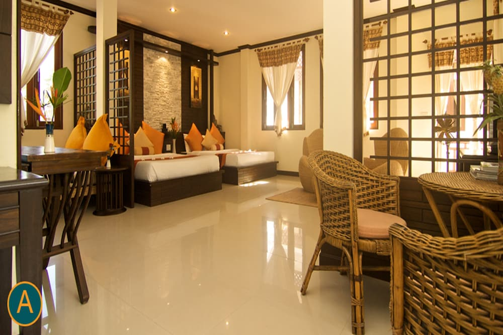 반스 다이빙 리조트(Ban's Diving Resort) Hotel Image 6 - Guestroom