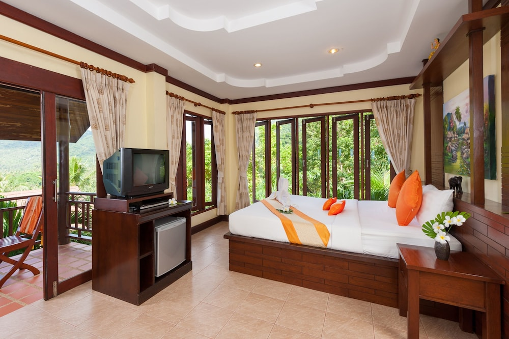 반스 다이빙 리조트(Ban's Diving Resort) Hotel Image 58 - Guestroom