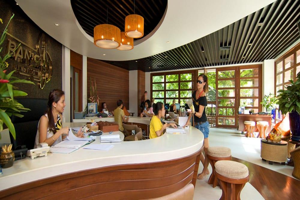반스 다이빙 리조트(Ban's Diving Resort) Hotel Image 1 - Lobby