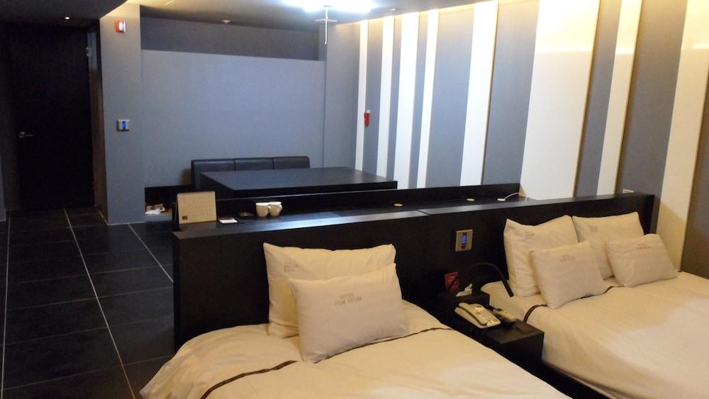 오스카 스위트 호텔(Oscar Suite Hotel) Hotel Image 6 - Guestroom