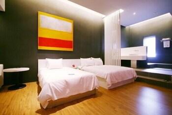 오스카 스위트 호텔(Oscar Suite Hotel) Hotel Image 12 - Guestroom