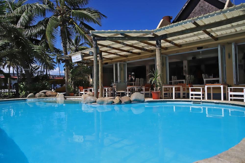아쿠아리우스 온 더 비치(Aquarius on the Beach) Hotel Image 64 - Terrace/Patio