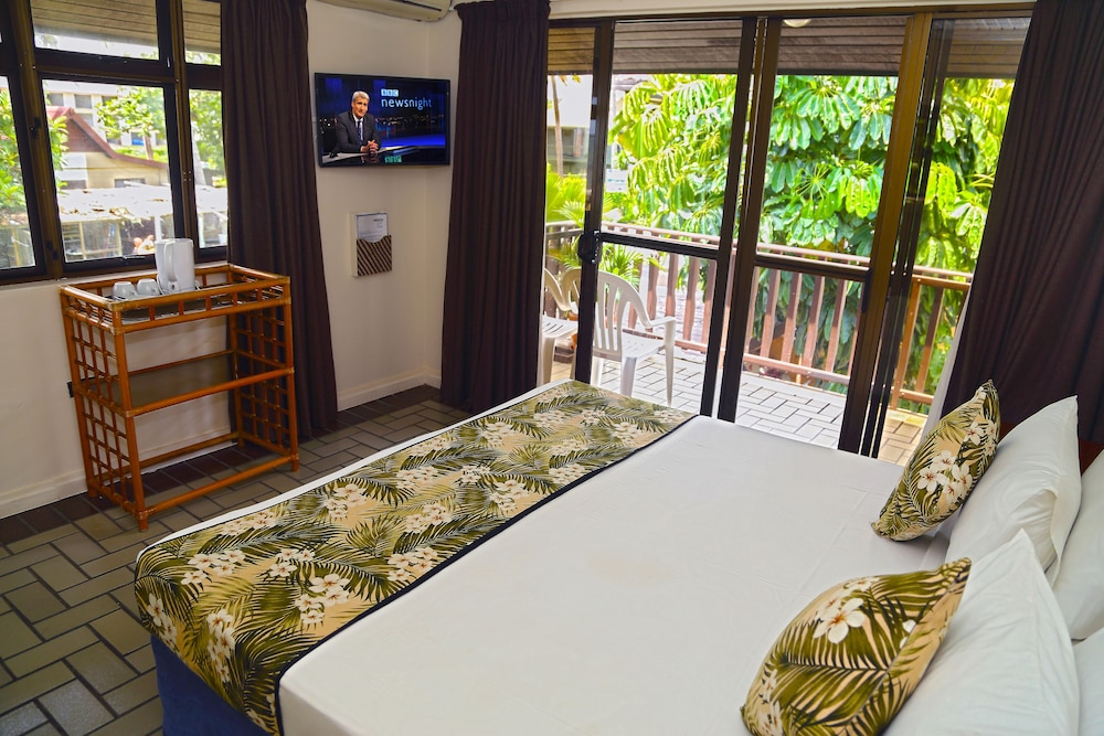 아쿠아리우스 온 더 비치(Aquarius on the Beach) Hotel Image 7 - Guestroom
