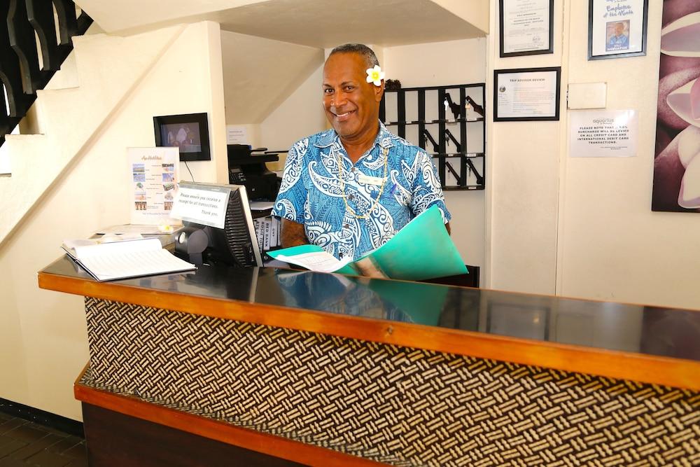 아쿠아리우스 온 더 비치(Aquarius on the Beach) Hotel Image 34 - Reception