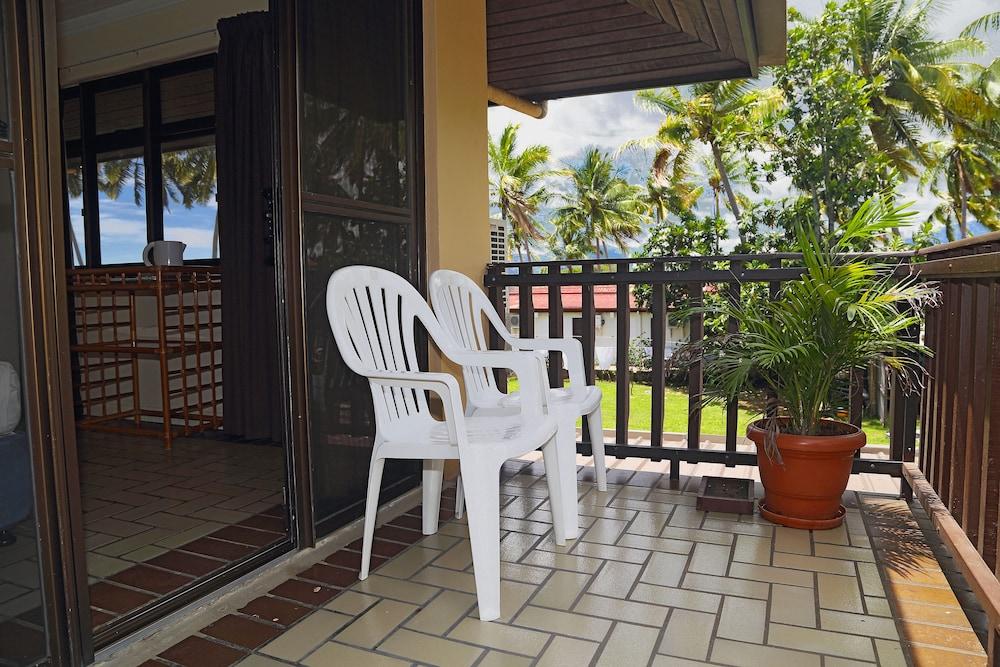아쿠아리우스 온 더 비치(Aquarius on the Beach) Hotel Image 20 - Balcony