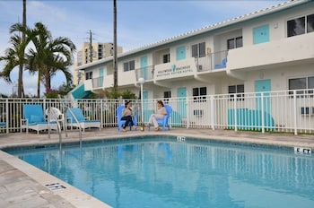 홀리데이 비치사이드 부티크 스위트(Hollywood Beachside Boutique Suites) Hotel Image 20 - Property Amenity