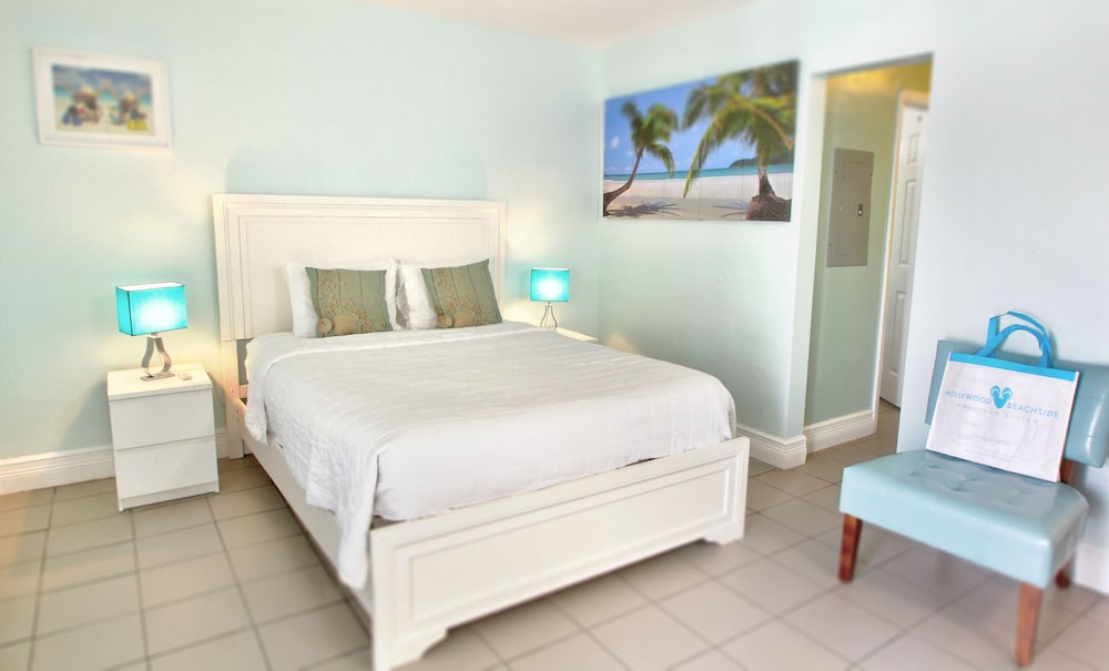 홀리데이 비치사이드 부티크 스위트(Hollywood Beachside Boutique Suites) Hotel Image 7 - Guestroom