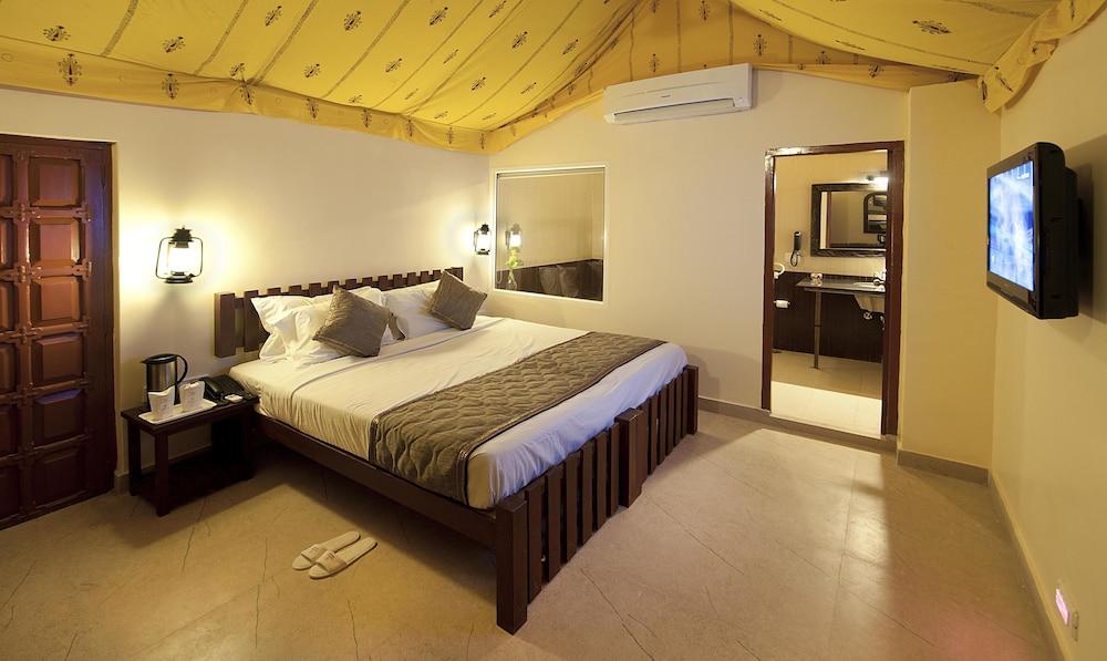 니랄리드하니 에스닉 리조트(Niralidhani Ethnic Resort) Hotel Image 6 - Guestroom