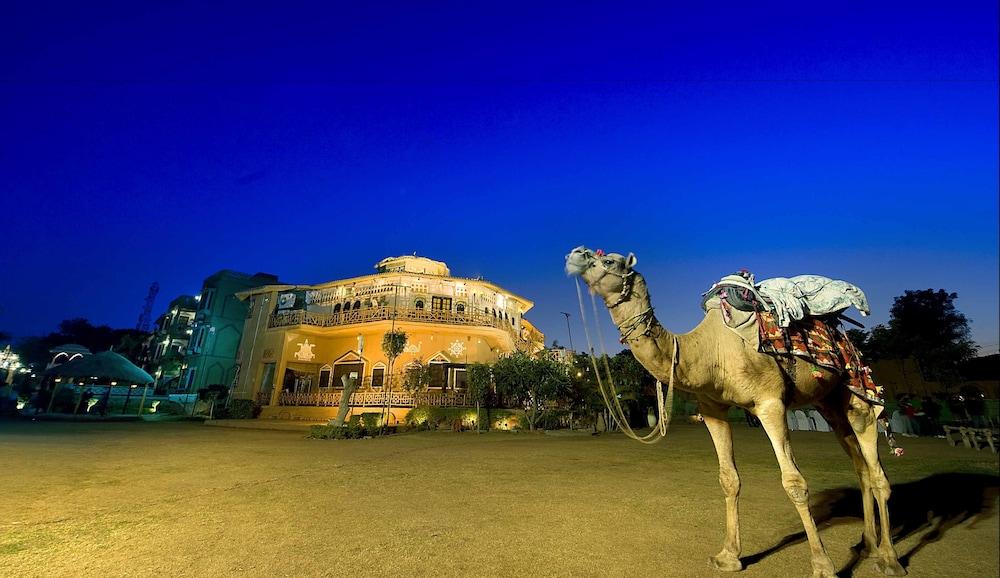 니랄리드하니 에스닉 리조트(Niralidhani Ethnic Resort) Hotel Image 13 - Sports Facility