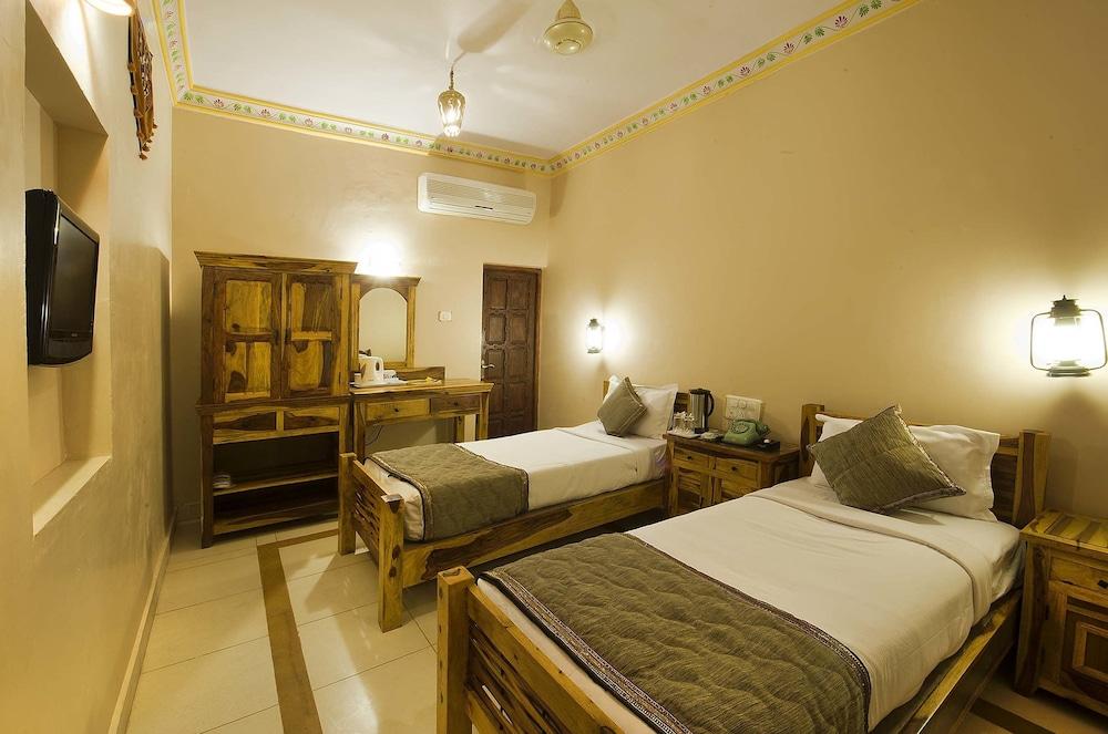 니랄리드하니 에스닉 리조트(Niralidhani Ethnic Resort) Hotel Image 8 - Living Area