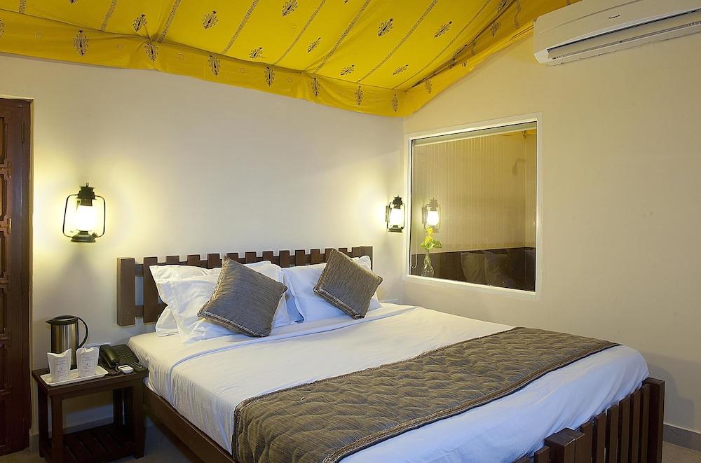 니랄리드하니 에스닉 리조트(Niralidhani Ethnic Resort) Hotel Image 4 - Guestroom