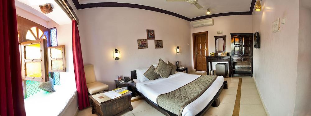니랄리드하니 에스닉 리조트(Niralidhani Ethnic Resort) Hotel Image 14 - Guestroom