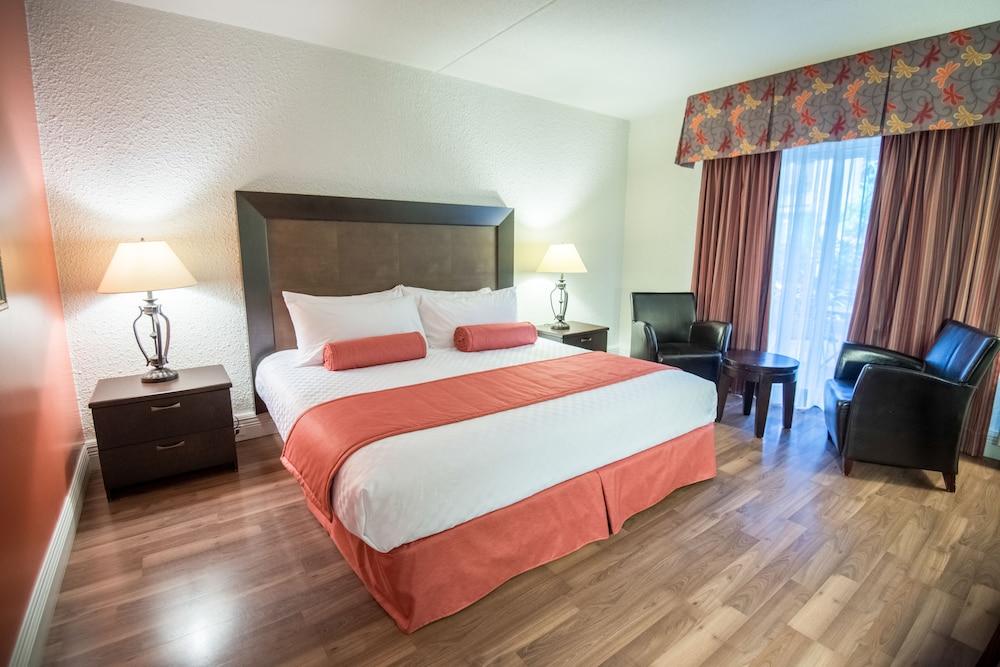 호텔 로젤리에 몽매그니(Hotel L'Oiseliere Montmagny) Hotel Image 4 - Guestroom