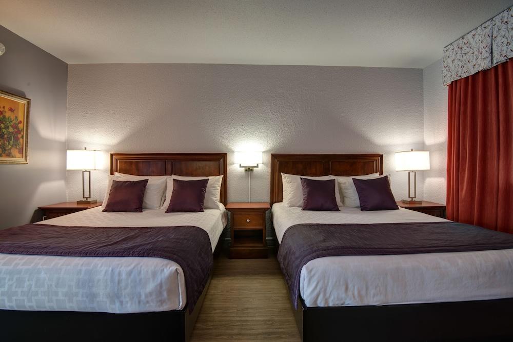 호텔 로젤리에 몽매그니(Hotel L'Oiseliere Montmagny) Hotel Image 7 - Guestroom