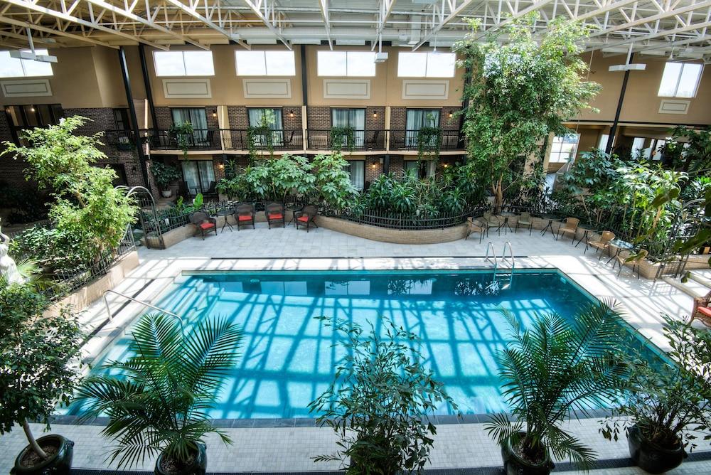 호텔 로젤리에 몽매그니(Hotel L'Oiseliere Montmagny) Hotel Image 3 - Pool
