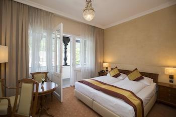 Classic Double Room, 1 Bedroom, Balcony, Mountain View
