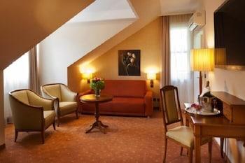Classic Suite, 1 Bedroom, Balcony, Park View