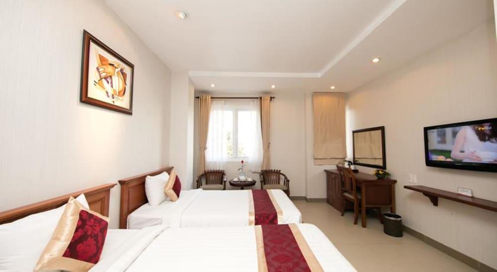 화이트 라이언 호텔(White Lion Hotel) Hotel Image 22 - Guestroom