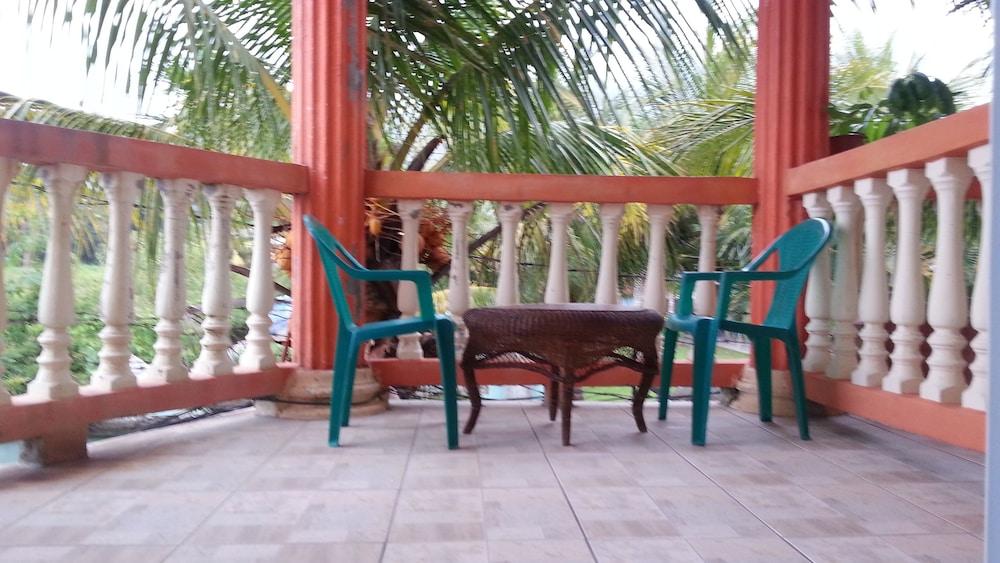 라 델피나 B&B 바 & 그릴 호텔(La Delphina Bed and Breakfast Bar and Grill Hotel) Hotel Image 24 - Terrace/Patio
