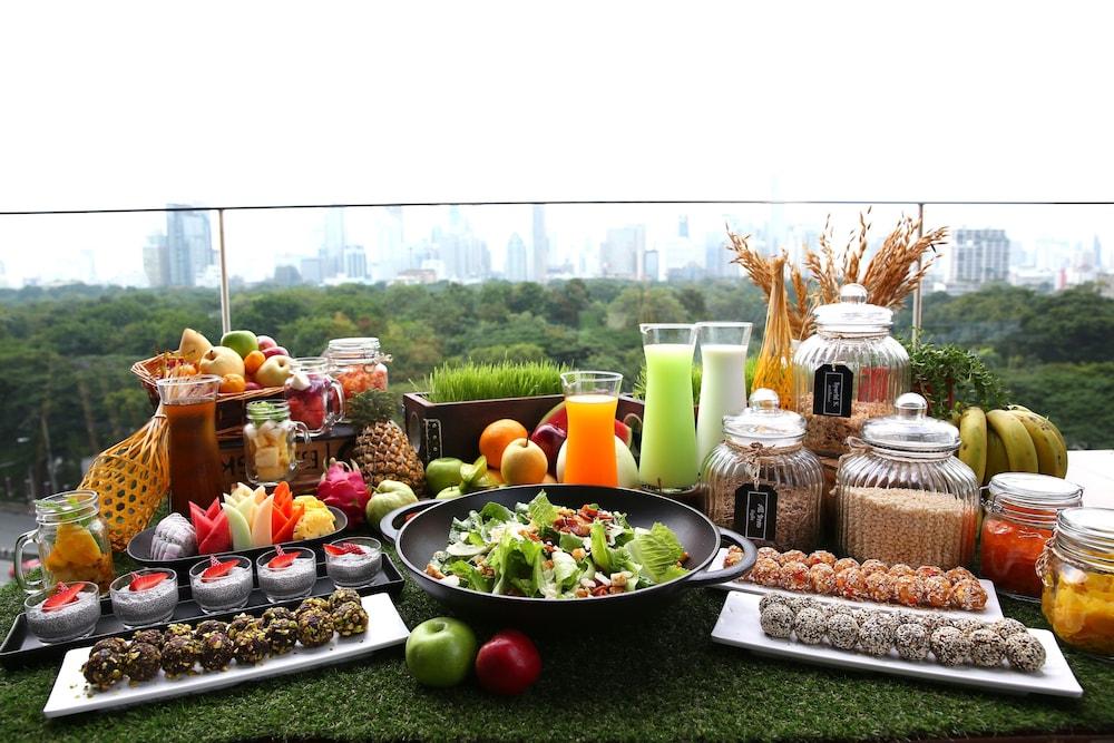 SO 소피텔 방콕(SO Sofitel Bangkok) Hotel Image 43 - Breakfast Area