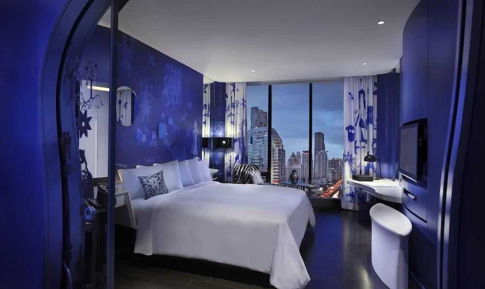 SO 소피텔 방콕(SO Sofitel Bangkok) Hotel Image 7 - Guestroom