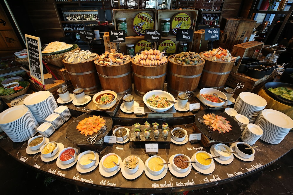 SO 소피텔 방콕(SO Sofitel Bangkok) Hotel Image 50 - Buffet