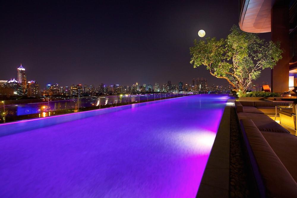 SO 소피텔 방콕(SO Sofitel Bangkok) Hotel Image 35 - Infinity Pool