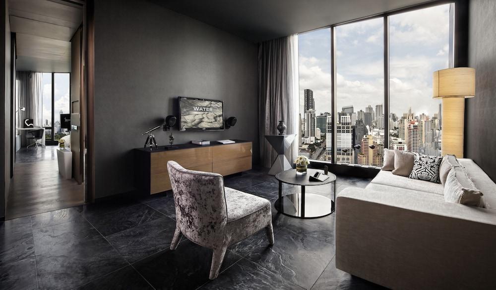 SO 소피텔 방콕(SO Sofitel Bangkok) Hotel Image 23 - Living Room