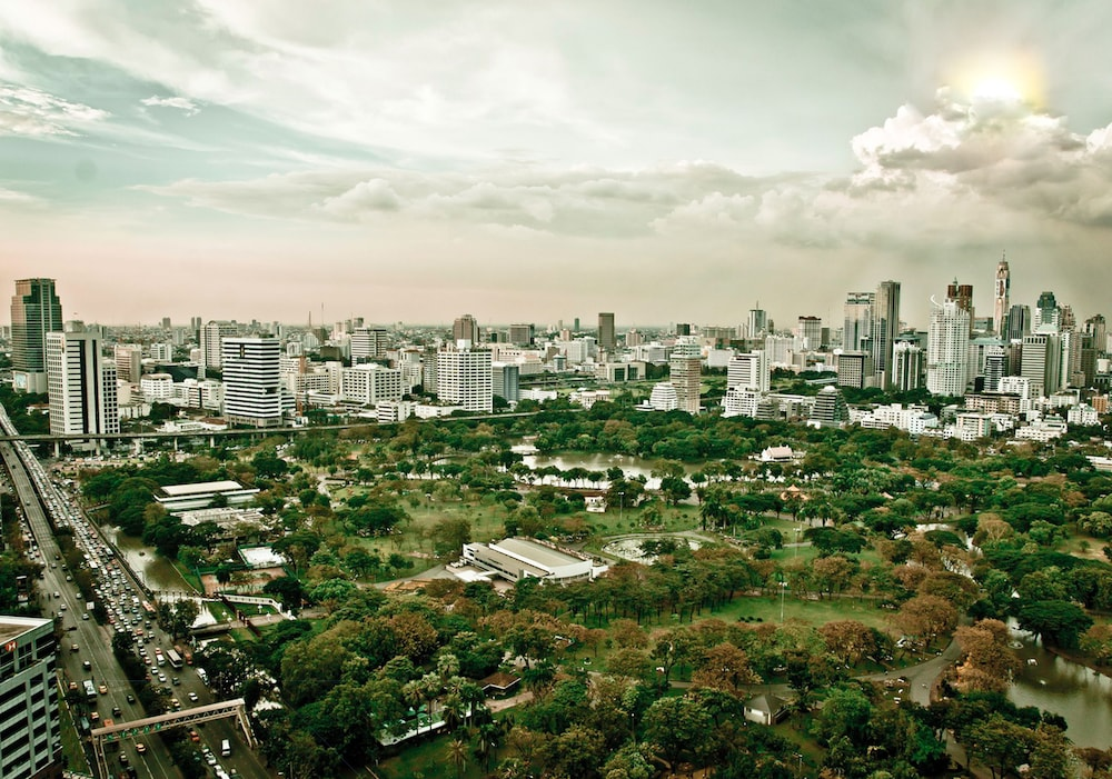 SO 소피텔 방콕(SO Sofitel Bangkok) Hotel Image 25 - Guestroom View