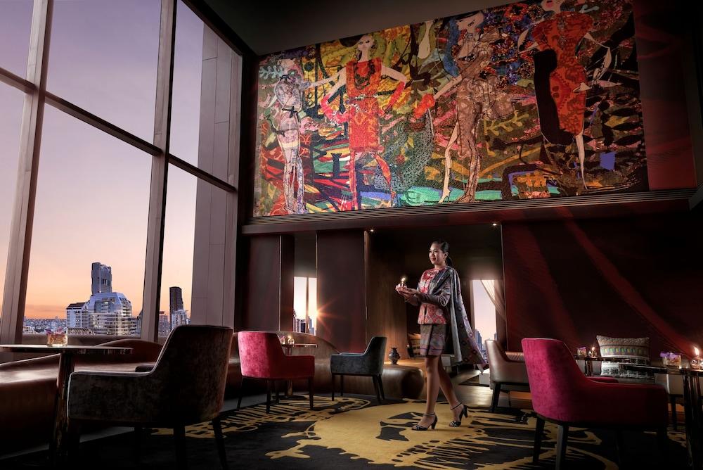호텔이미지_Executive Lounge