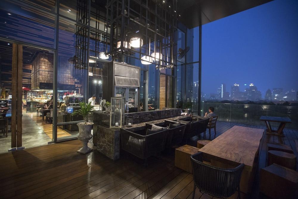 SO 소피텔 방콕(SO Sofitel Bangkok) Hotel Image 48 - Restaurant