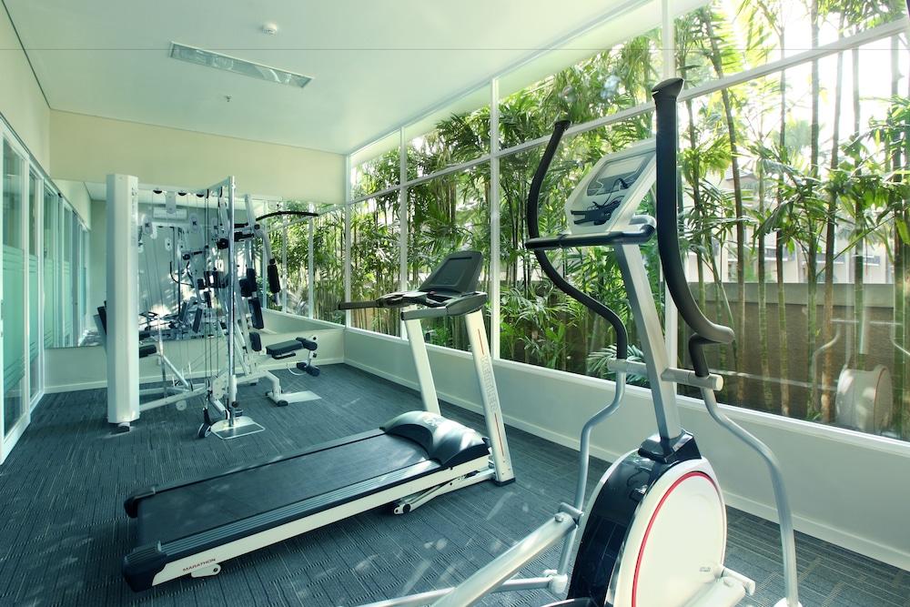 머큐어 발리 하베스트랜드 쿠타(Mercure Bali Harvestland Kuta) Hotel Image 20 - Fitness Facility