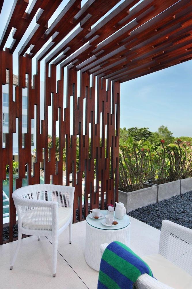 머큐어 발리 하베스트랜드 쿠타(Mercure Bali Harvestland Kuta) Hotel Image 7 - Balcony