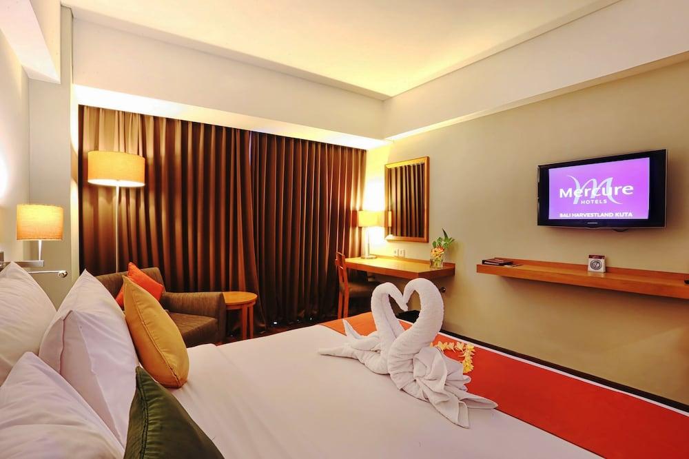 머큐어 발리 하베스트랜드 쿠타(Mercure Bali Harvestland Kuta) Hotel Image 5 - Guestroom