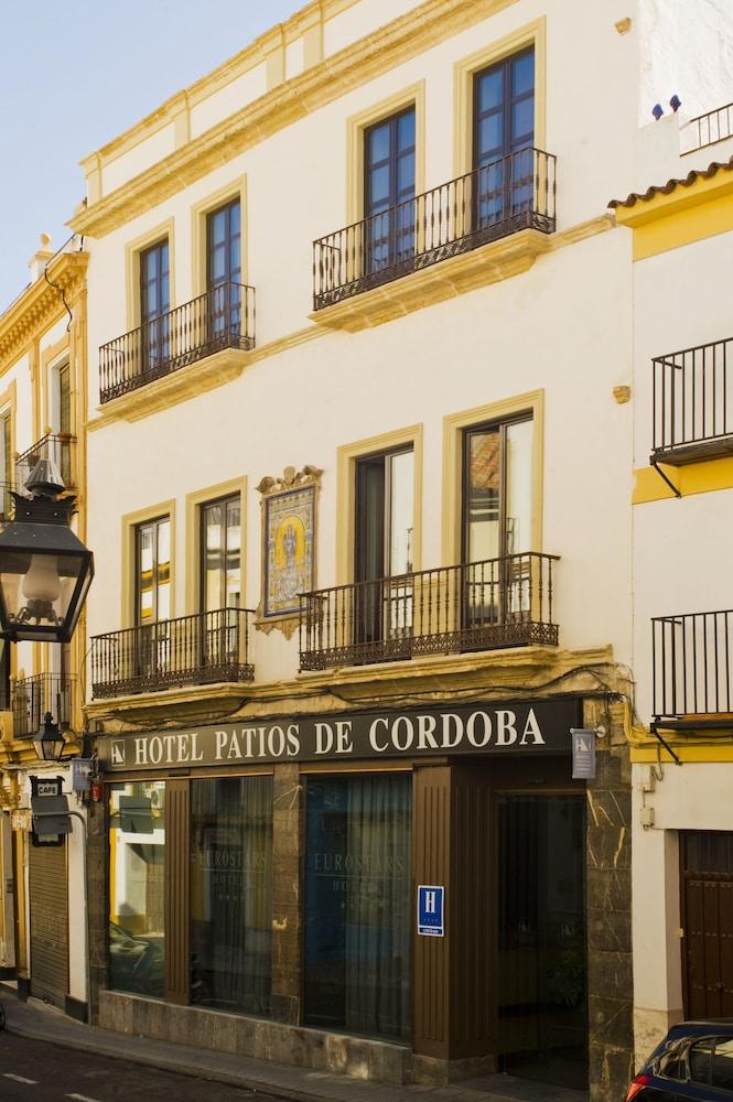 호텔 에우로스타스 파티오스 데 코르도바(Hotel Eurostars Patios de Córdoba) Hotel Image 23 - Courtyard