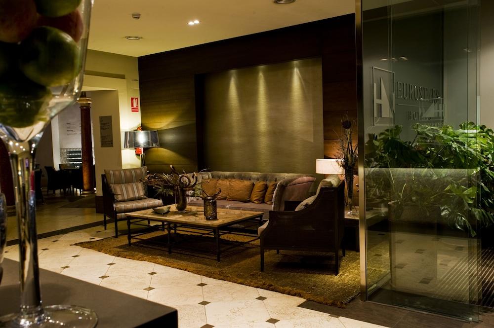 호텔 에우로스타스 파티오스 데 코르도바(Hotel Eurostars Patios de Córdoba) Hotel Image 1 - Lobby Sitting Area