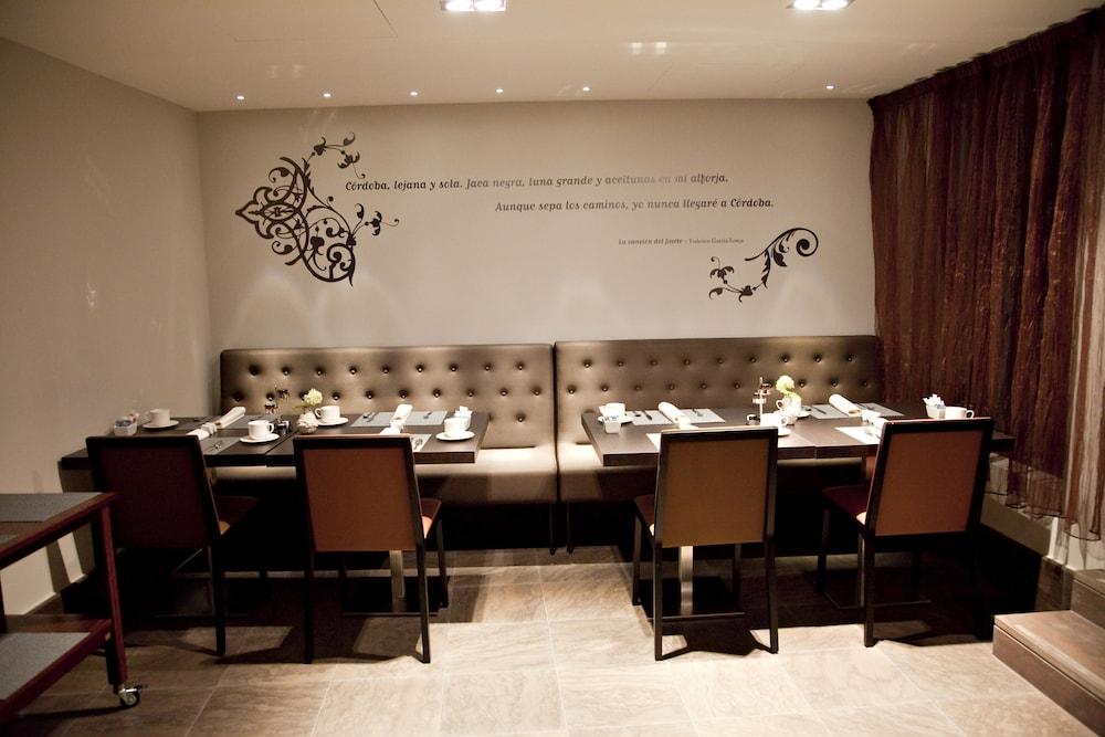 호텔 에우로스타스 파티오스 데 코르도바(Hotel Eurostars Patios de Córdoba) Hotel Image 15 - Restaurant