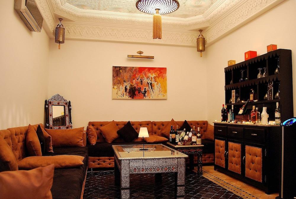 리아드 한나(Riad Hannah) Hotel Image 23 - 호텔 라운지