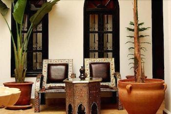 리아드 한나(Riad Hannah) Hotel Image 24 - 호텔 내부