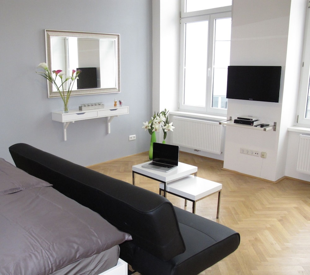 Central Vienna-Living Premium Suite