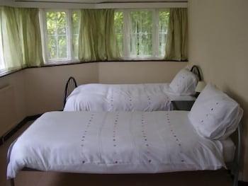 올드 비커리지(The Old Vicarage) Hotel Image 6 - Guestroom